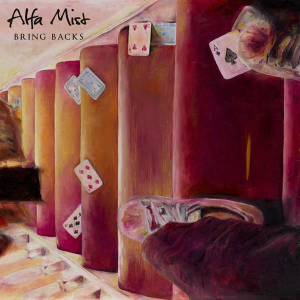 ALFA MIST, brings back cover
