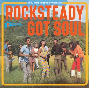 V/A, rocksteady got soul cover