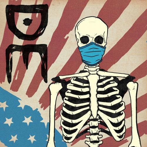 DEAD ENDING, american virus cover