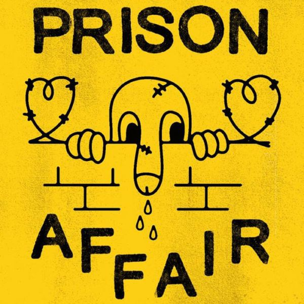 PRISON AFFAIR, 2 cover