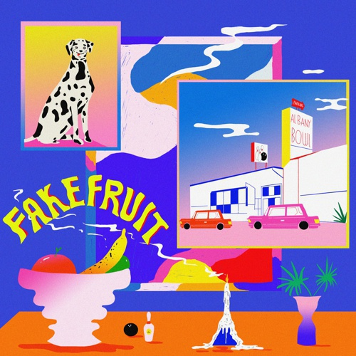 FAKE FRUIT, s/t cover
