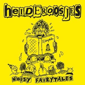HEIDEROOSJES, noisy fairy tales cover