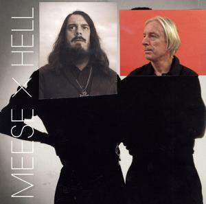 MEESE X HELL, habe keine angst cover