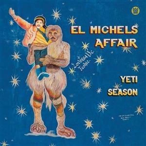 EL MICHEL´S AFFAIR, yeti season cover