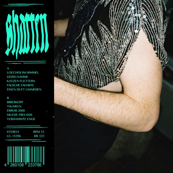 SHATTEN, s/t cover
