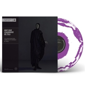 EMMA RUTH RUNDLE & THOU, may our chambers be full (purple / white) cover