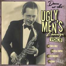 V/A, down at the ugly men´s lounge vol. 05 cover