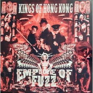 KINGS OF HONG KONG, empire of fuzz cover