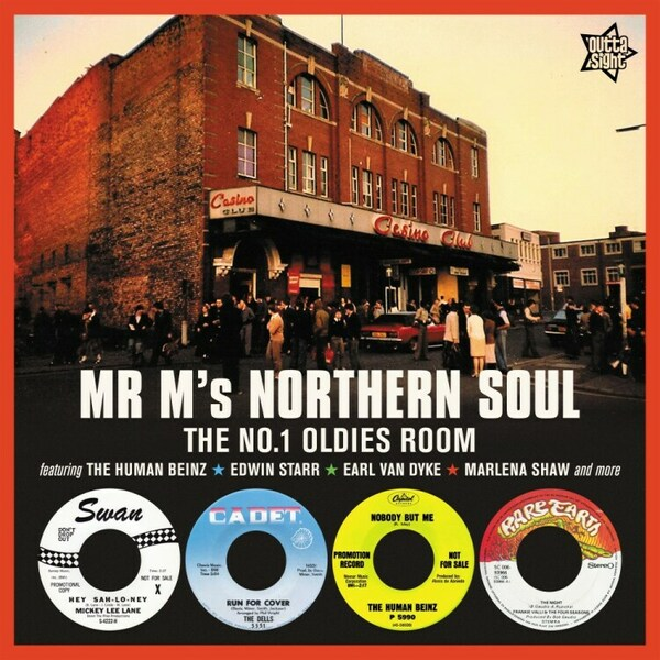 V/A, mr. m´s northern soul - the no.1 oldies room cover