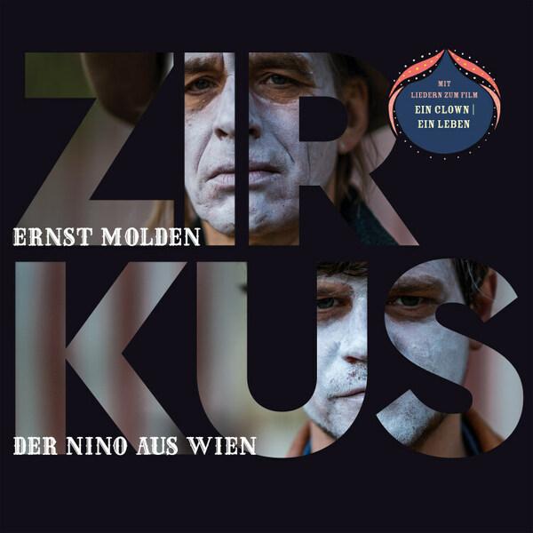 ERNST MOLDEN & DER NINO AUS WIEN, zirkus cover