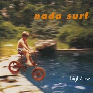NADA SURF, high/low cover
