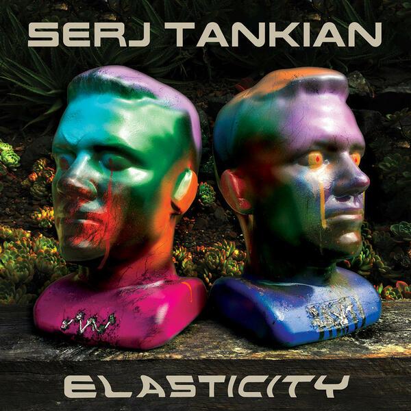 SERJ TANKIAN, elasticity cover