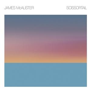 JAMES MCALISTER, scissortail cover