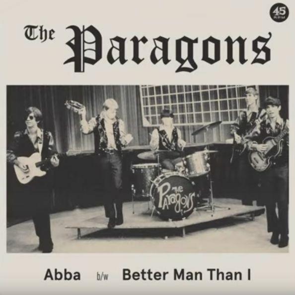 PARAGONS (USA/ NC), abba / better man than i cover