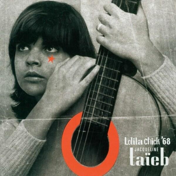 JACQUELINE TAIEB, lolita chick 68 cover