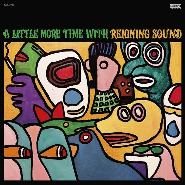 REIGNING SOUND, a little more time with... cover