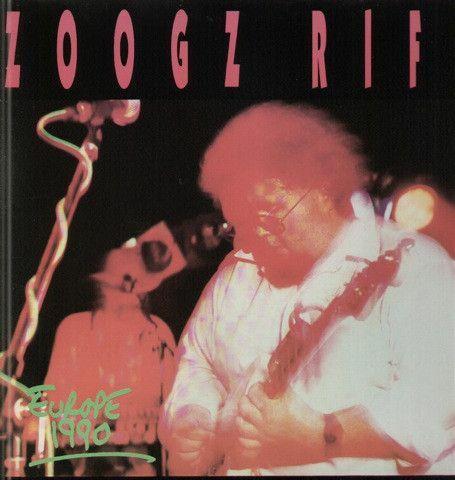 ZOOGZ RIFT, europe 1990 cover