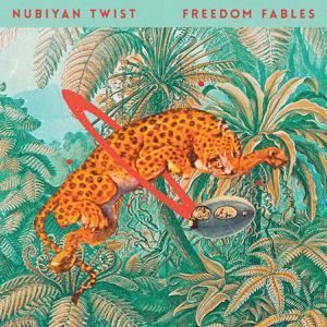 NUBYIAN TWIST, freedom fables cover