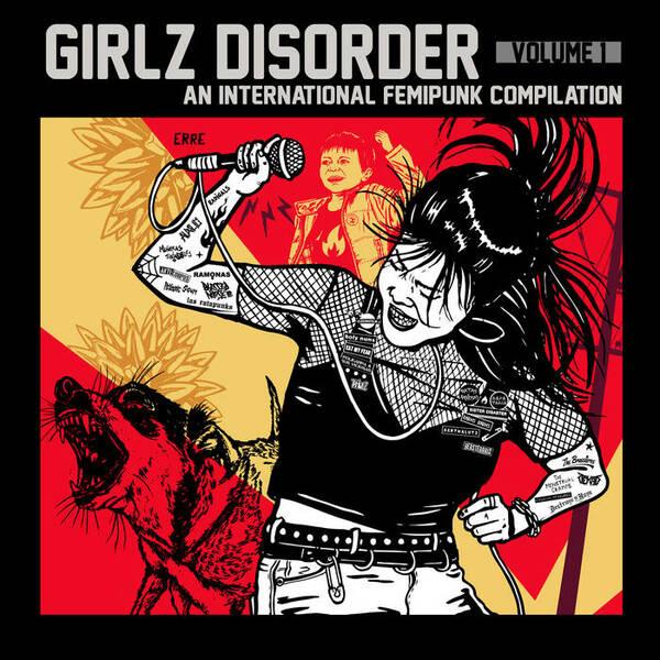 V/A, girlz disorder cover