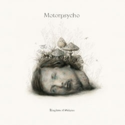 MOTORPSYCHO, kingdom of oblivion cover