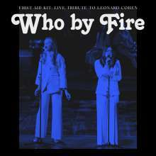 FIRST AID KIT, who by fire - live tribute to leonard cohen cover