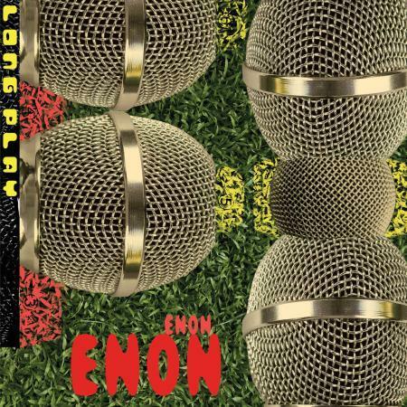 ENON, long play cover