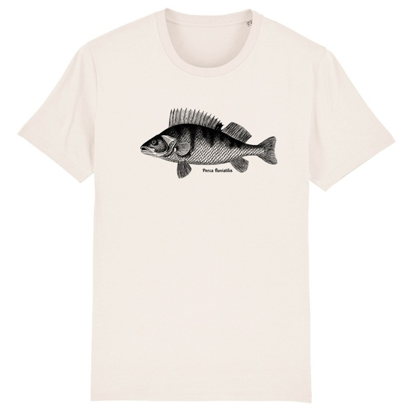 FISHSHIRT, flussbarsch (boy), natural cover