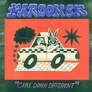 PARDONER, came down different cover