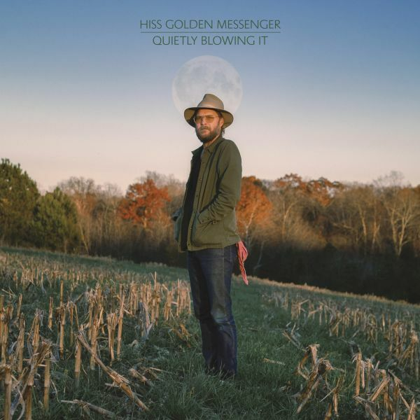 HISS GOLDEN MESSENGER, quietly blowing it cover