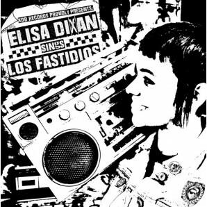 ELISA DIXAN, sings los fastidios cover