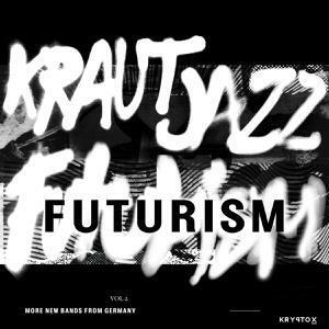 V/A, krautjazz futurism vol. 2 cover