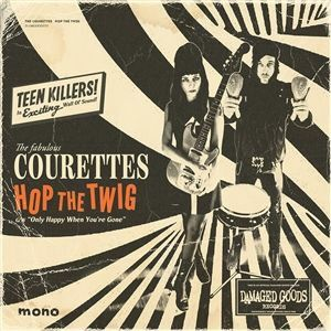 COURETTES, hop the twig cover