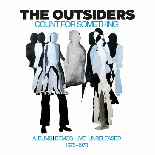 OUTSIDERS, count for something cover