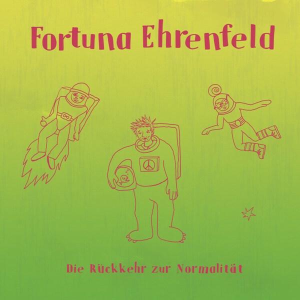 FORTUNA EHRENFELD, die rückkehr zur normalität cover
