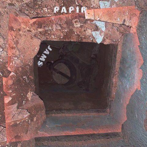PAPIR, jams cover