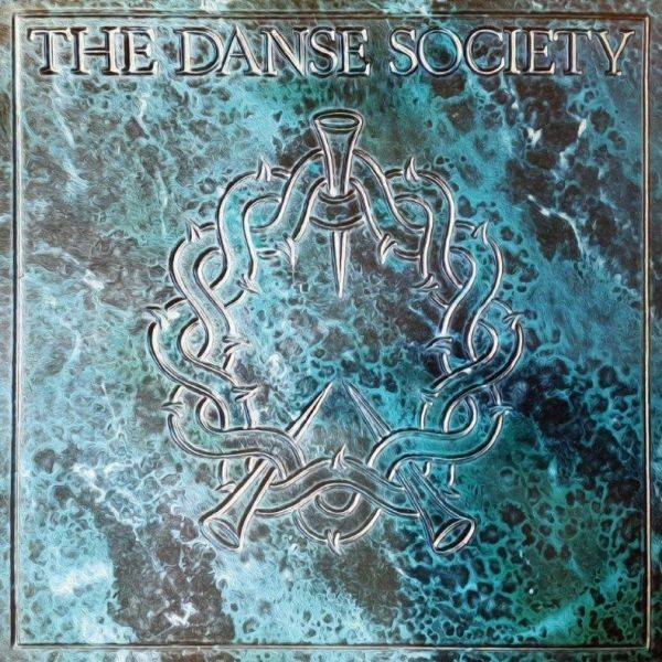 DANSE SOCIETY, heaven is waiting cover