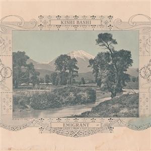 KISHI BASHI, emigrant ep cover