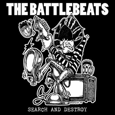 BATTLEBEATS, search and destroy cover