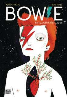 MARIA HESSE, bowie cover