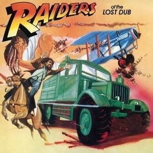 V/A, raiders of the lost dub cover