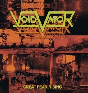 VOID VATOR, great fear rising cover