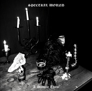 SPECTRAL WOUND, a diabolic thirst cover