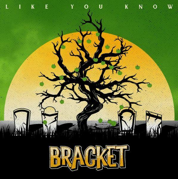 BRACKET, like you know cover