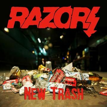 RAZORS, new trash cover