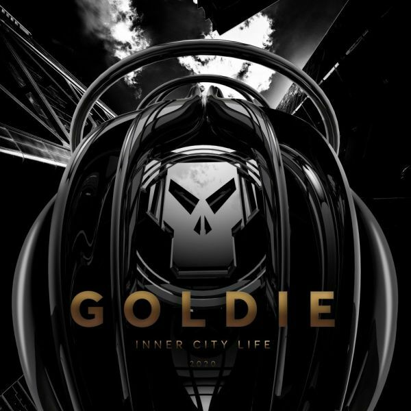 GOLDIE, inner city life (2020 remix ep) cover