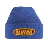 CLUTCH, classic logo (blue) cover