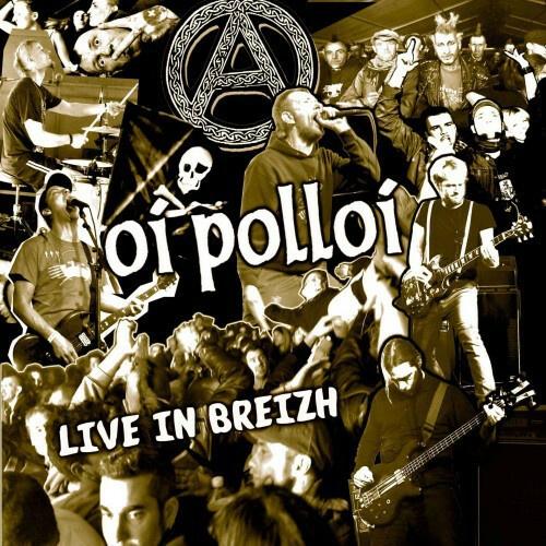 OI POLLOI, live in breizh cover