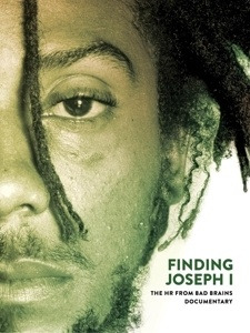 FINDING JOSEPH I (BAD BRAINS), the hr from bad brains doku cover