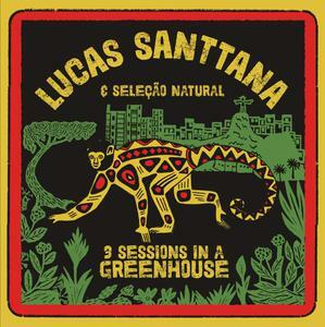 LUCAS SANTTANA, 3 sessions in a greenhouse cover