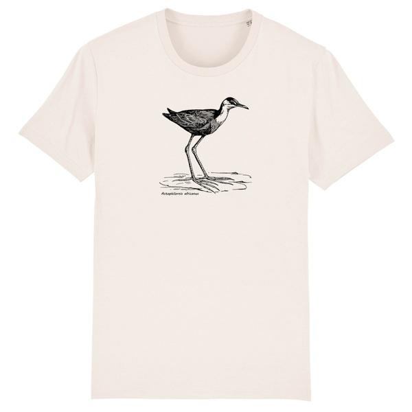 BIRDSHIRT, blatthühnchen (boy), natur cover